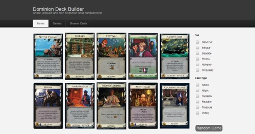 Playwrite Best Dominion Random Card Picker Let S Find Out